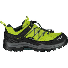 CMP Campagnolo Rigel WP Buty trekkingowe Low Dzieci, energy/jungle